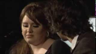 Adele and Paul Weller - BBC6 Music - 6 Music Live - Hub Combo (December 12th, 2008)