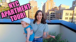 TOUR OF MY NEW YORK APARTMENT!