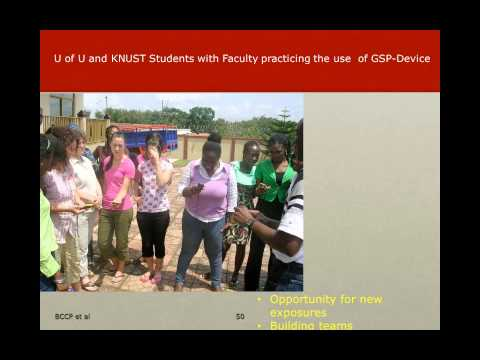 Daniel Ansong MD: Public Health Issues in Rural Ghana - Past, Current & Future Innovations
