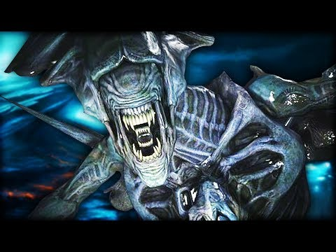 Alien VS Predator 2000 | PREDATOR VS ALIEN QUEEN (Predator Campaign Ending)