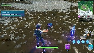 Fortnite - Glitched Foraged Item Locations (Junk Storm Challenges)
