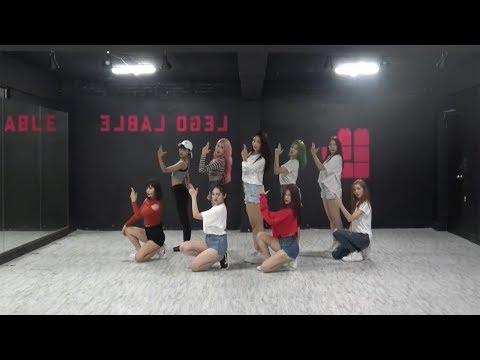 開始Youtube練舞:BAAM-MOMOLAND | 分解教學