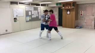 極真会館総本部道場 選手クラス Kyokushin kumite.