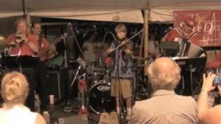 Old Timers Oberek- Brien Ahern and Steve Drzewicki Band St. Stans 2009