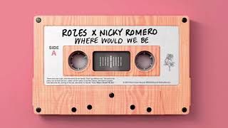 rozes x nicky romero where would we be acoustic