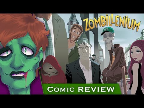 """Zombillénium"" Comic Book Review 