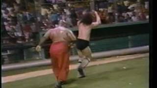 WWC: Carlos Colón & Abdullah The Butcher vs. Bruiser Brody & Stan Hansen (1984)