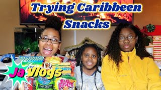 failzoom.com - Americans Try Caribbean Snacks | Tasty Island Crate