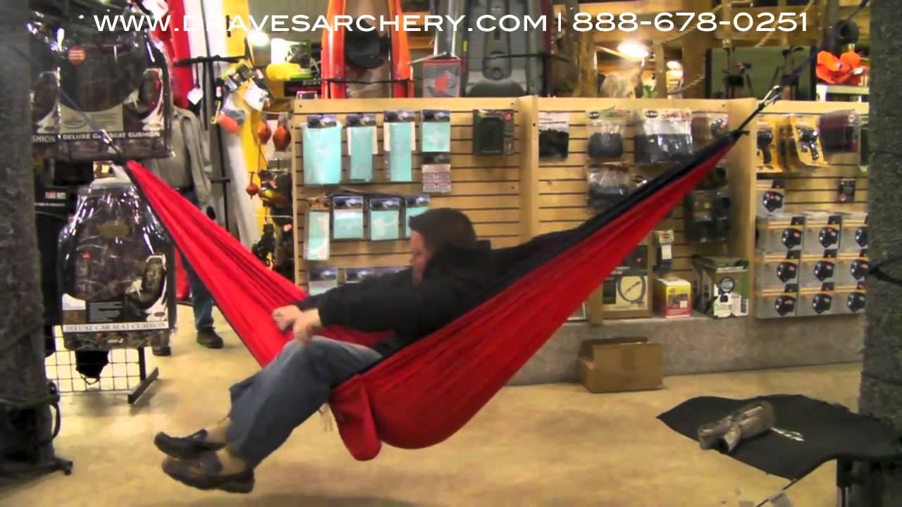 grand trunk parachute nylon hammock review grand trunk parachute nylon hammock review   youtube  rh   youtube