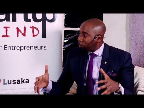 Startup Grind Lusaka Hosts Jito Kayumba   (Kukula Capital)