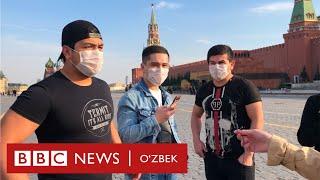 Коронавирус, Москвадаги ўзбеклар:  Ўзимизни ҳам, бошқаларни ҳам хавфга қўймаймиз - BBC Uzbek MyTub.u