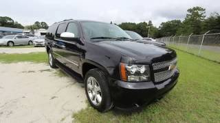 2013 Chevy Suburban LTZ In Depth Review at Marchant Chevy