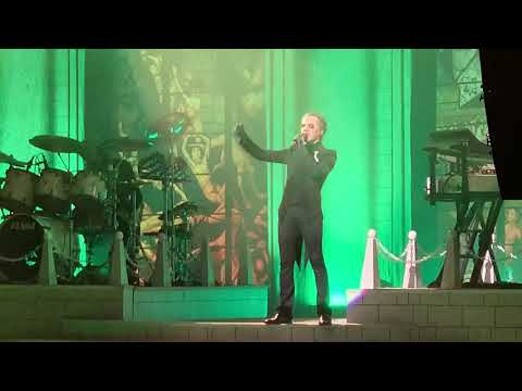 Ghost - If you have ghosts, Dance Macabre @ Hippodrome Theater, Baltimore 12/10/2018
