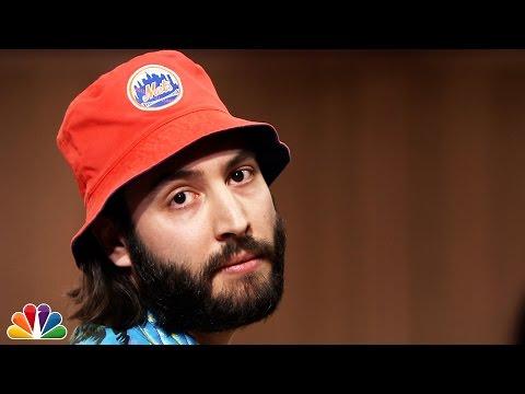 "Mets Bucket Hat Guy Returns to ""The Tonight Show"""