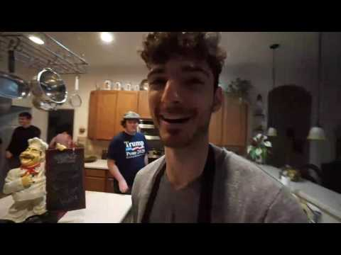 Ice Poseidon back home in Florida (parents hate him streaming) [17-04-2017]