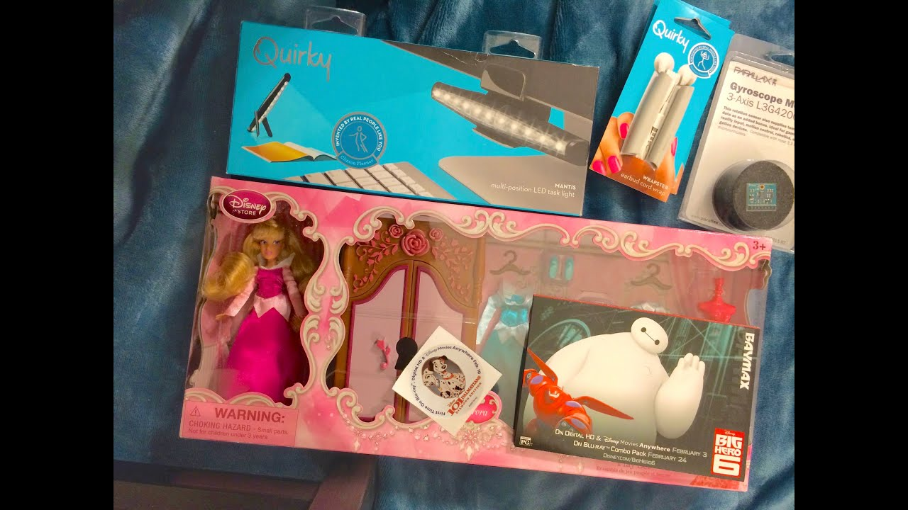 Shopping Day! Target TJ Maxx Disney Store Fawn Fairy Monster High Ever  After Sleeping Beauty Quirky