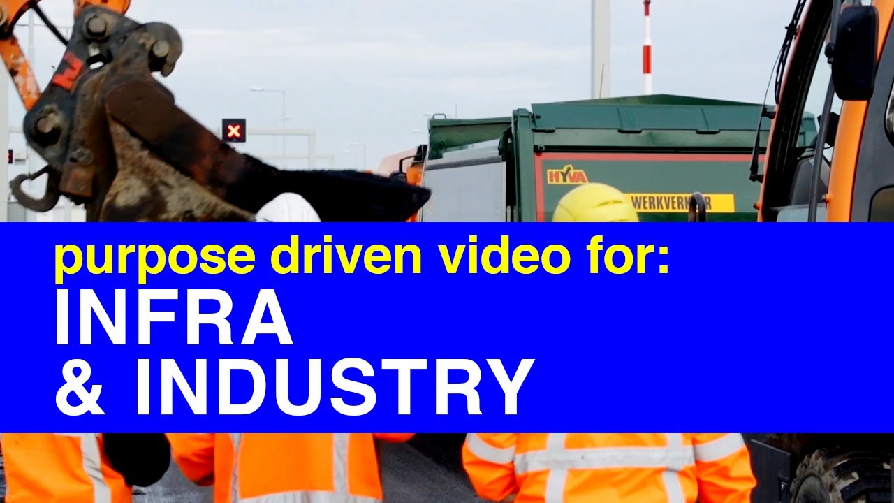 3MP online video for:  INFRA AND INDUTRY