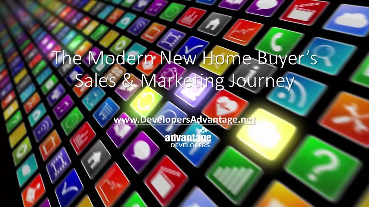 Modern New Home Buyer Sales & Marketing