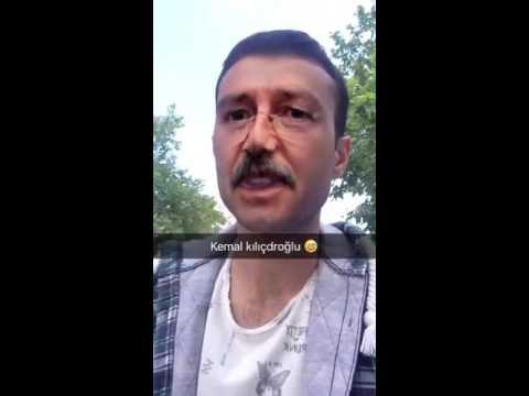 Kılıçdaroğlu taklidi