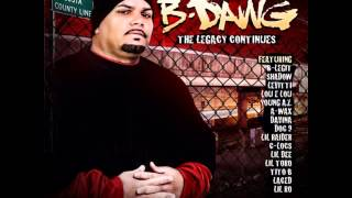 B Dawg Speak On My Name Featuring Lou E Lou & Shadow