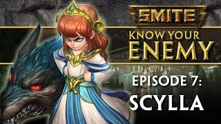 SMITE Know Your Enemy #7 - Scylla