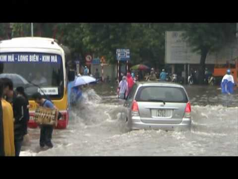 Hà Nội thành sông 13/7/2010