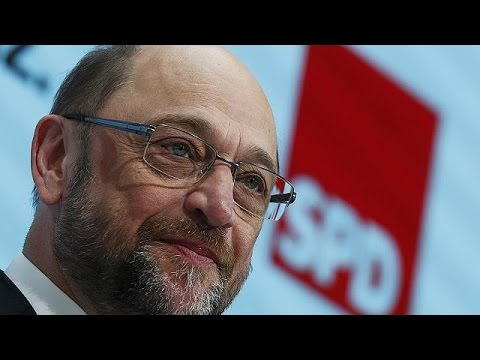 """Schulz: """"a stronger Europe means a stronger Germany"""""""