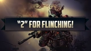 Call of Duty Black Ops 2 - Two For Flinching - Hilarious Call of Duty Trolling Reactions