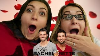 REACTION TO THE BACHELORETTE FINALE!! (shocking)
