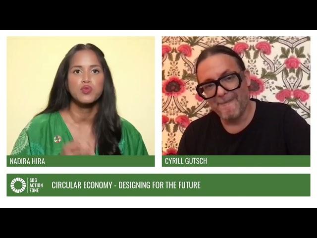 In Conversation – Circular Economy: Designing for the Future