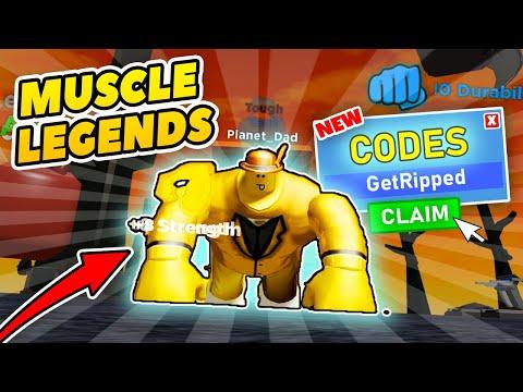 Muscle Legends Roblox Wiki | StrucidCodes.org