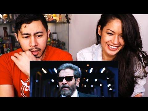 DHRUVA NATCHATHIRAM | Trailer Reaction & Discussion w/ Joli!