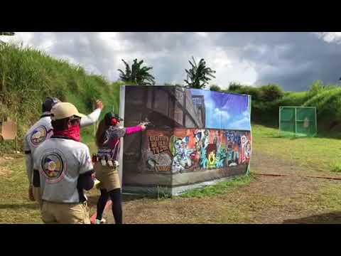 USPSA ASIA PACIFIC CHAMPIONSHIPS II 2nd day PSMOC JAPAN 2017/12/01
