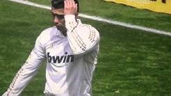 Free kick inside the penalty box ? Real Madrid v Sevilla 29