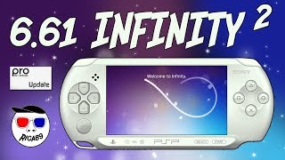How to Install/Update INFINITY 2.0 on Every PSP with PRO-C2 Permanent CFW