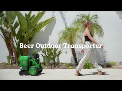 Heineken B.O.T. (Beer Outdoor Transporter)