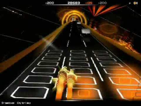 Shinedown - Cry For Help - Audiosurf - Ninja Mono (Perfect) - Ironmode ON