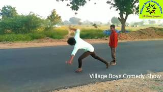 Funny Jumpings by Akhil and Manohar||Village Boys Comedy Show ||Episode #2 ||Latest Comedy Videos