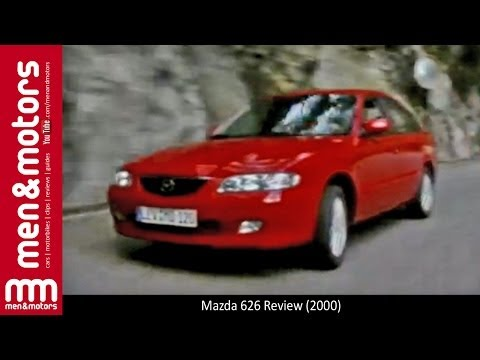 Mazda 626 GT Review (2000)