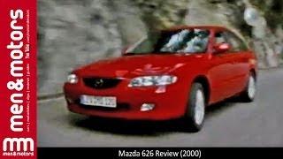 Mazda 626 GT Review (2000)