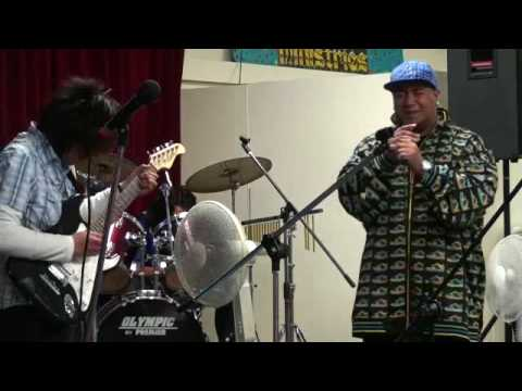 pou tafea singing take a look by invasion band