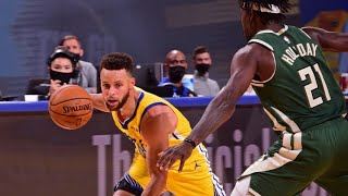 Milwaukee Bucks vs Golden State Warriors Full Game Highlights | April 6 | 2021 NBA Season