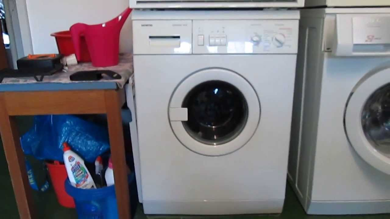 инструкция на стиральную машину siemens siwamat с10