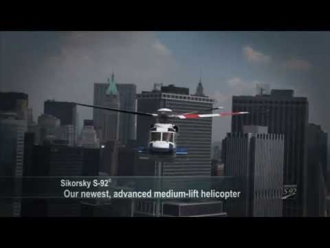 AutAir Luxury Transportation - Sikorsky S-92 Executive Helicopter