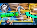 SNEAKING INTO TEMPEST SUPER TRAMPOLINE PARK AFTER GETTING KICKED OUT!! // FT. MIKEY MANFS!
