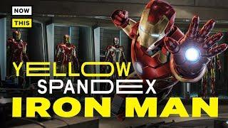 The Evolution of Iron Man's Movie Armor | Yellow Spandex #15 | NowThis Nerd