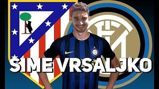 Atletico Madrid Sepakat Lepas Bek Kanan Timnas Kroasia Menuju Inter Milan
