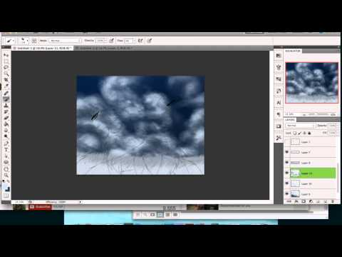 I Will Be There  Speedpaint
