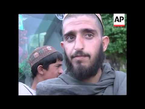 Freed Taliban prisoners on their way to Kandahar