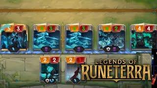 FACE Ephemeral | Legends of RuneTerra Gameplay [Deutsch] Video